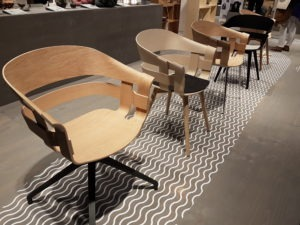 The Wick Chair by Design House Stockholm