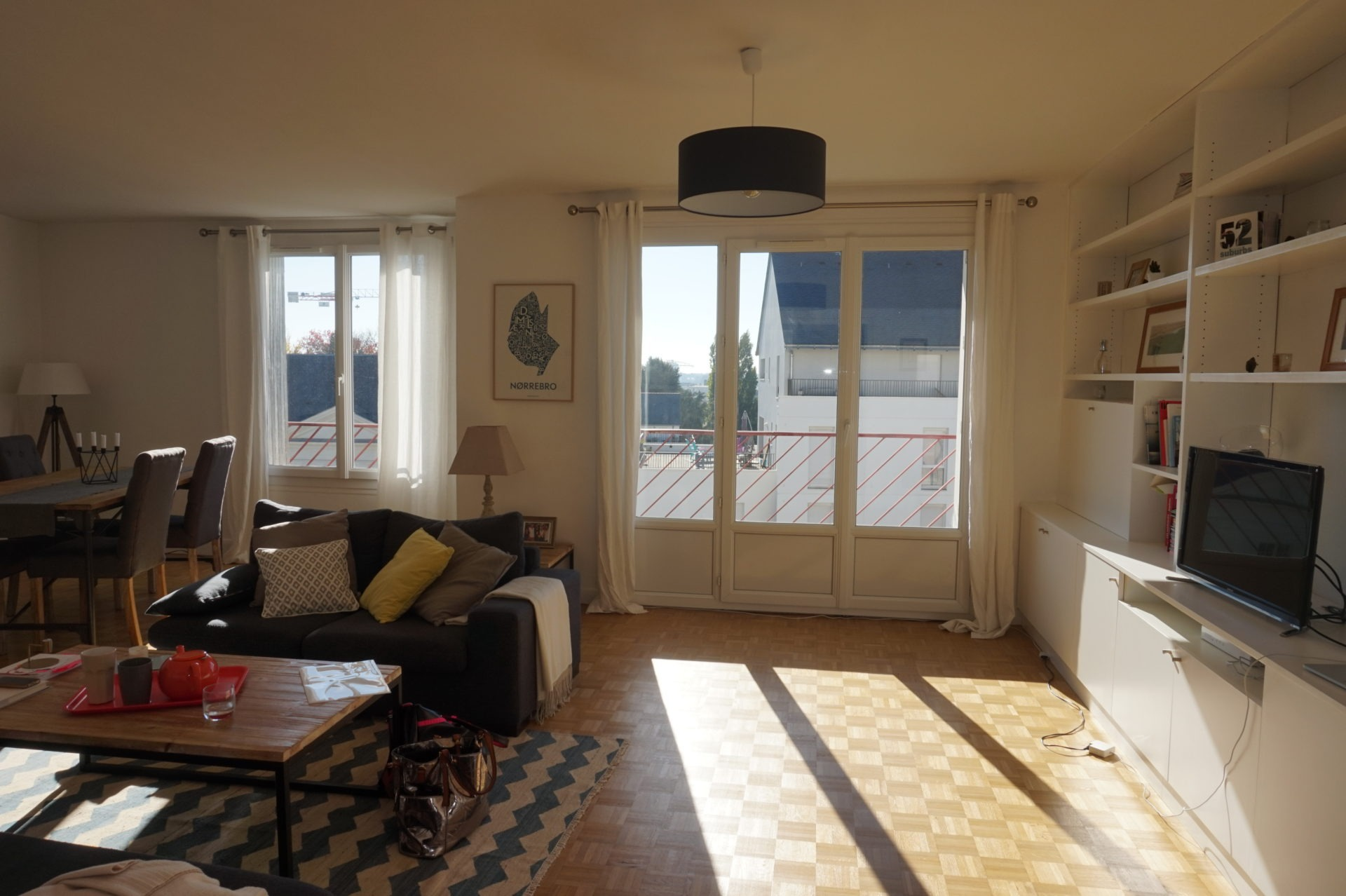 transformation d'un appartement à nantes par lydie pineau kiosque deco