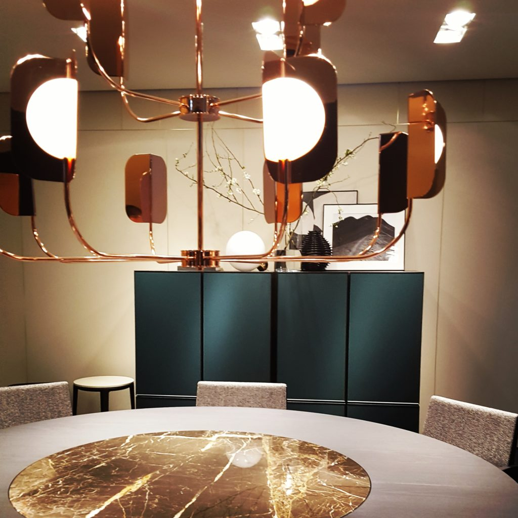 Le luxe selon Poliform - Salone des Mobile Milano 2017